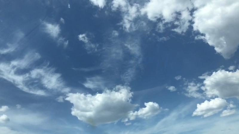 Красота. Небо. Облака.