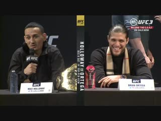 Ufc 231  pre-fight press conference highlights
