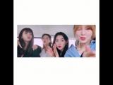 180407 Irene, Seulgi, Wendy, Yeri (Red Velvet)  @ smtown Instagram
