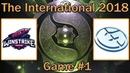 Winstrike vs EG Map 1 bo2 [RU] | The International 8