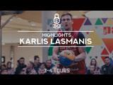 Highlights | KARLIS LASMANIS| 3-4 tours