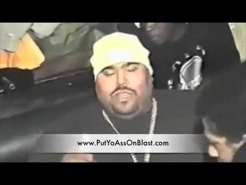 Big Pun Freestyle At The Roundtable