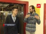 ъёмочная группа ТВ-21 сегодня провела собственную проверку пожарной безопасности торгового центра «Мурманск Молл»