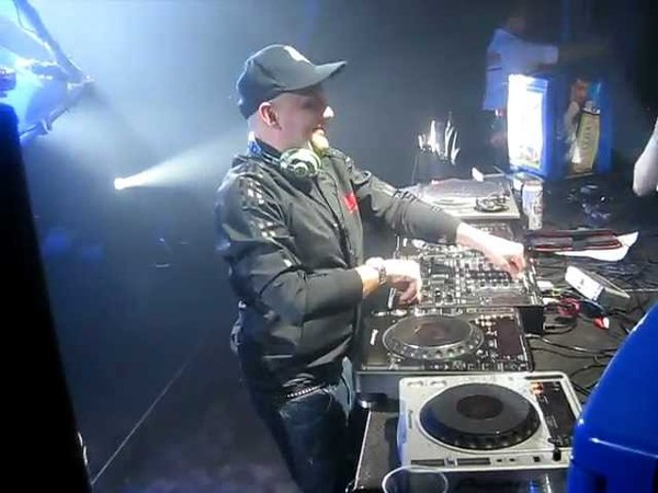 WestBam @ BassPlanet (3.03.2012), Members Of Mayday The Perfect Machine (World Premiere)