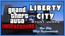 GTA: Underground | Liberty City Unique Stunt Jumps VC Map Improvements