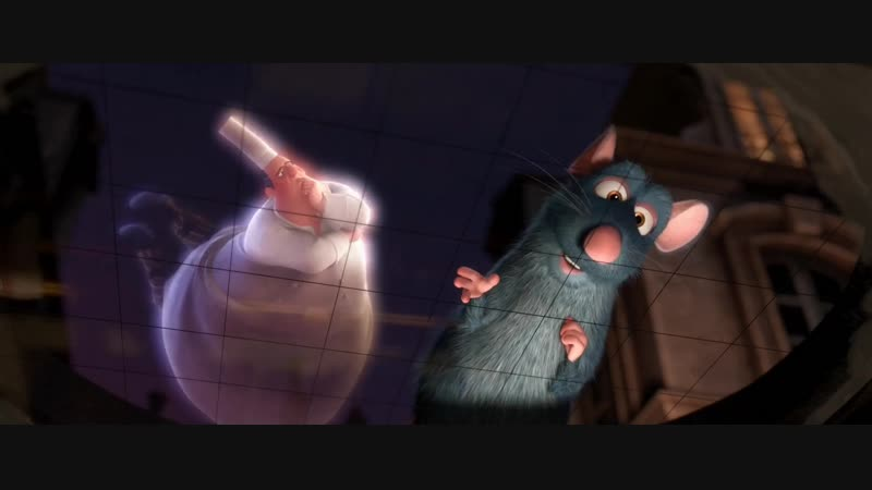 You are a clever rat. Now, who is that