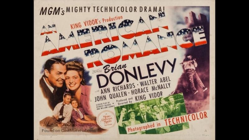 An American Romance (Un Sueño Americano) (1944) (Español)