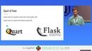 Quart a asyncio alternative to Flask Philip Jones
