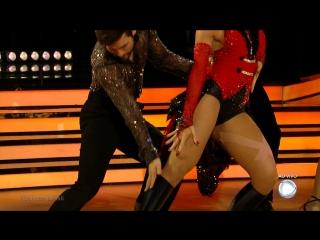 Carla Prata Dancing Brasil