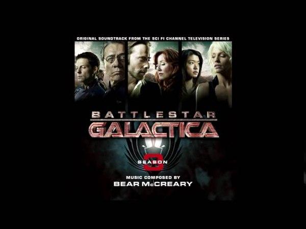 Battlestar Galactica - Season 3 OST (Full)