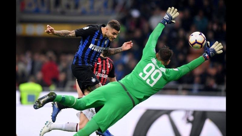 Inter vs milan 1-0 All Goals -Full screen (21.10.2018)