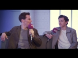 Dave Berry Interviews Benedict Cumberbatch and Tom Holland