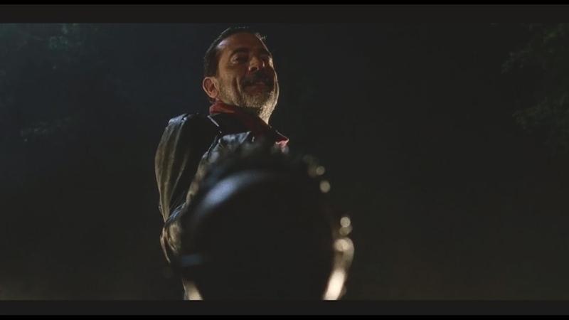 The Walking Dead | Negan Kill Scene (No Cliffhanger/UNCENSORED)