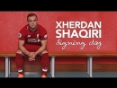 Shaqiris first day at LFC | Exclusive behind-the-scenes access