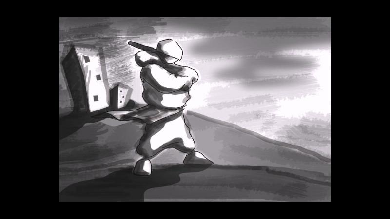 Old animation (bboy)