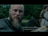 Viking Ragnar has a vision about Sweden