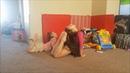 Rhythmic Gymnastics. Celine's Second Year Of Training. WRGC.