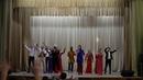 Наши туркменские студенты на конкурсе Весенний бум
