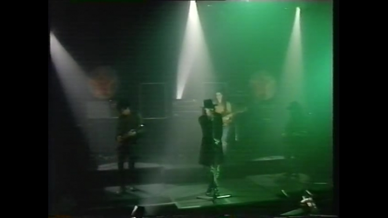 The Sisters Of Mercy - First And Last And Always, Marian - (Live The Whistle Test 02⁄04⁄85)