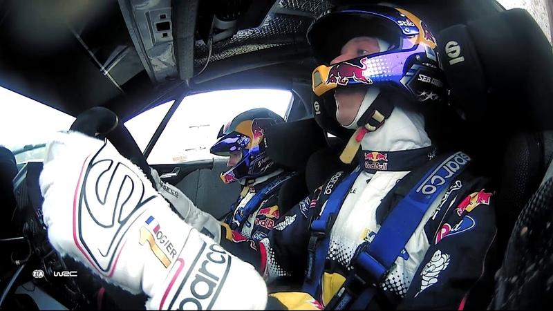 WRC - Rally Italia Sardegna 2018 M-Sport Ford WRT Friday Recap
