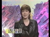 Наталия Медведева в программе Подъем, 1996 _ ведущая_ Настя Рахлина