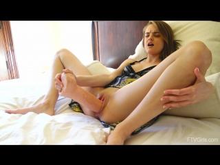 [FTVGirls.com] Lexie - Loving It Big P8 [Фистинг, Fisting, Extreme Pussy Insertion, Gape, Solo, Closeup, Dildo, 2160p, 4k]