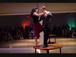 John Miller Jesica Cutler at the Boulder Tango Festival 2018