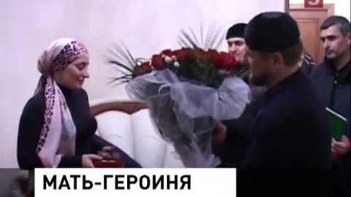 Жительницу Грозного застрел четырёх боевиков 05 03 2013