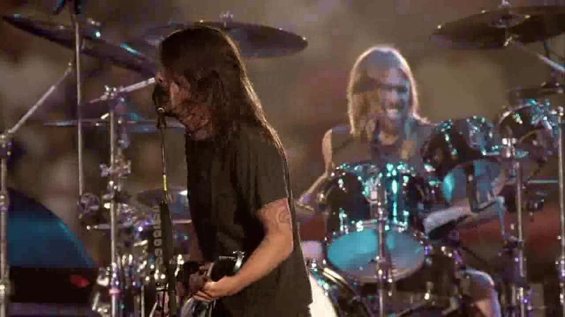 FOO FIGHTERS - The Pretender (Live at Wembley Stadium)