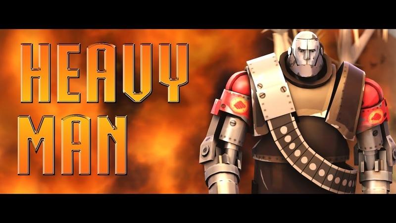 [SFM] Heavy Man (Iron Man tank scene remake)