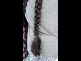 Thicky Long Hair Braid Touch! High sensation