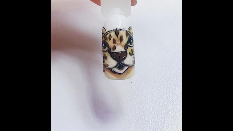 Африканский леопард by IZh