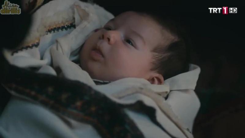 Сугай хатун нашла утешение в Османе(117 серия)
