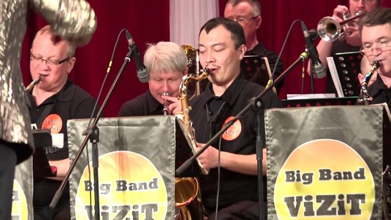 Scott Stanton «Muy caliente» - джаз-оркестр