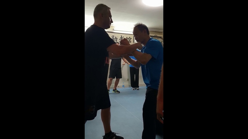 Yiquan Academy training in China 2018