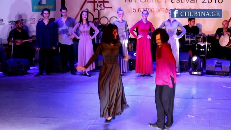 ✔ სუხიშვილები ცეკვა თამაში არტ გენი 2018 GNB Sukhishvili Tsekva Ta
