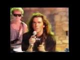Modern Talking - Hey You 1986 ( Studio video sound )