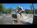 1 day трюки на самокате скейтпарк Кузьминки 20180801
