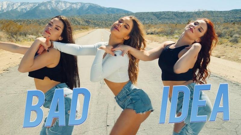 Tessa Brooks Ariana Grande Bad idea Choreographed by Kyle Hanagami