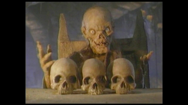 The Crypt Keeper - The Crypt Jam /1992/