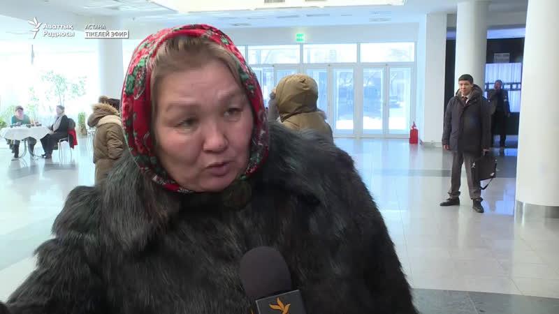 Астанада көп балалы аналар әлеуметтік талап қойып жатыр