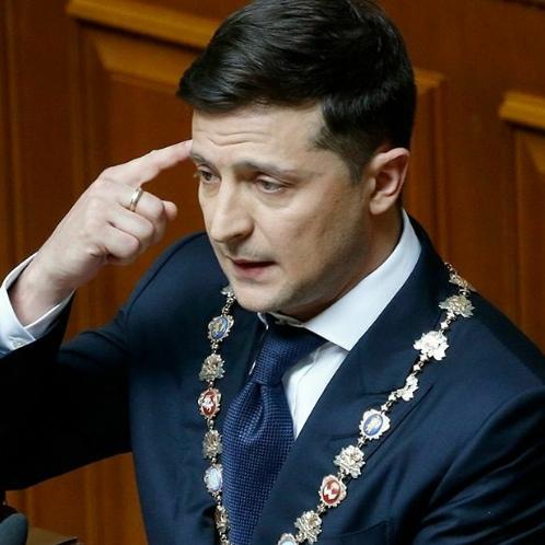 Новый президент Украины Владимир Зеленский подписал указ о роспуске Верховной Рады