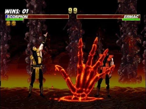 [TAS] Mortal Kombat Trilogy - (Speed Run 1008) by Dark Fulgore