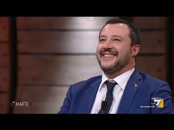 L'intervista al vicepremier e ministro dell'Interno Matteo Salvini