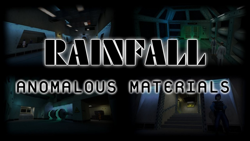 RainFall - Anomalous Materials Discord Announcement