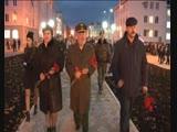 Свежие новости открытие Аллеи боевой воинской славы