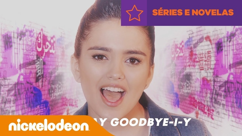 Kallys Mashup | Moving On (Lyrics) | Brasil | Nickelodeon em Português