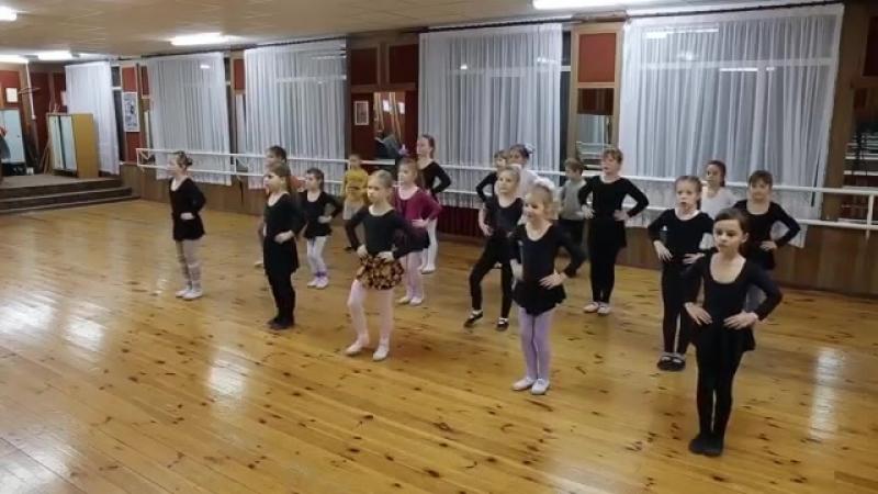 Детские танцы Чика Рика