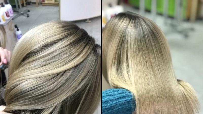 Окрашивание волос в BIOSTUDIO