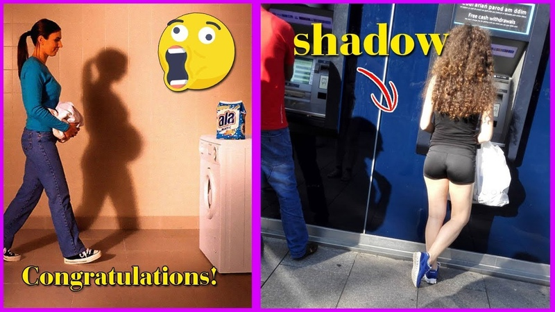 Tricky Shadows That Created a Parallel Universe